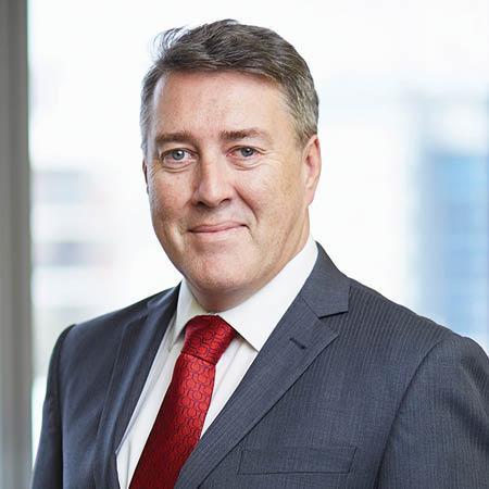 Richard Bond CEO of Ashley Martin
